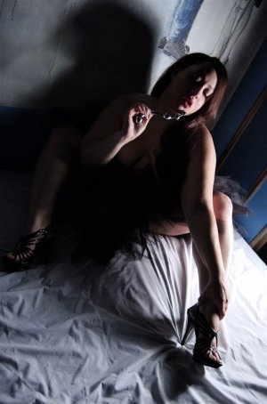 Esra erotic massage in Dover