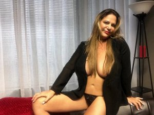 Lucila nuru massage in Troy